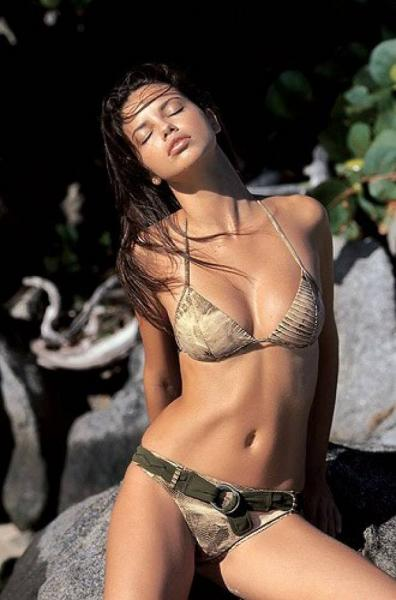 Adriana Lima - The sense of beauty