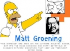 matt groening picture
