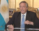 nestor kirchner photo