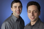 sergey brin   larry page photo