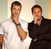 trey parker   matt stone picture